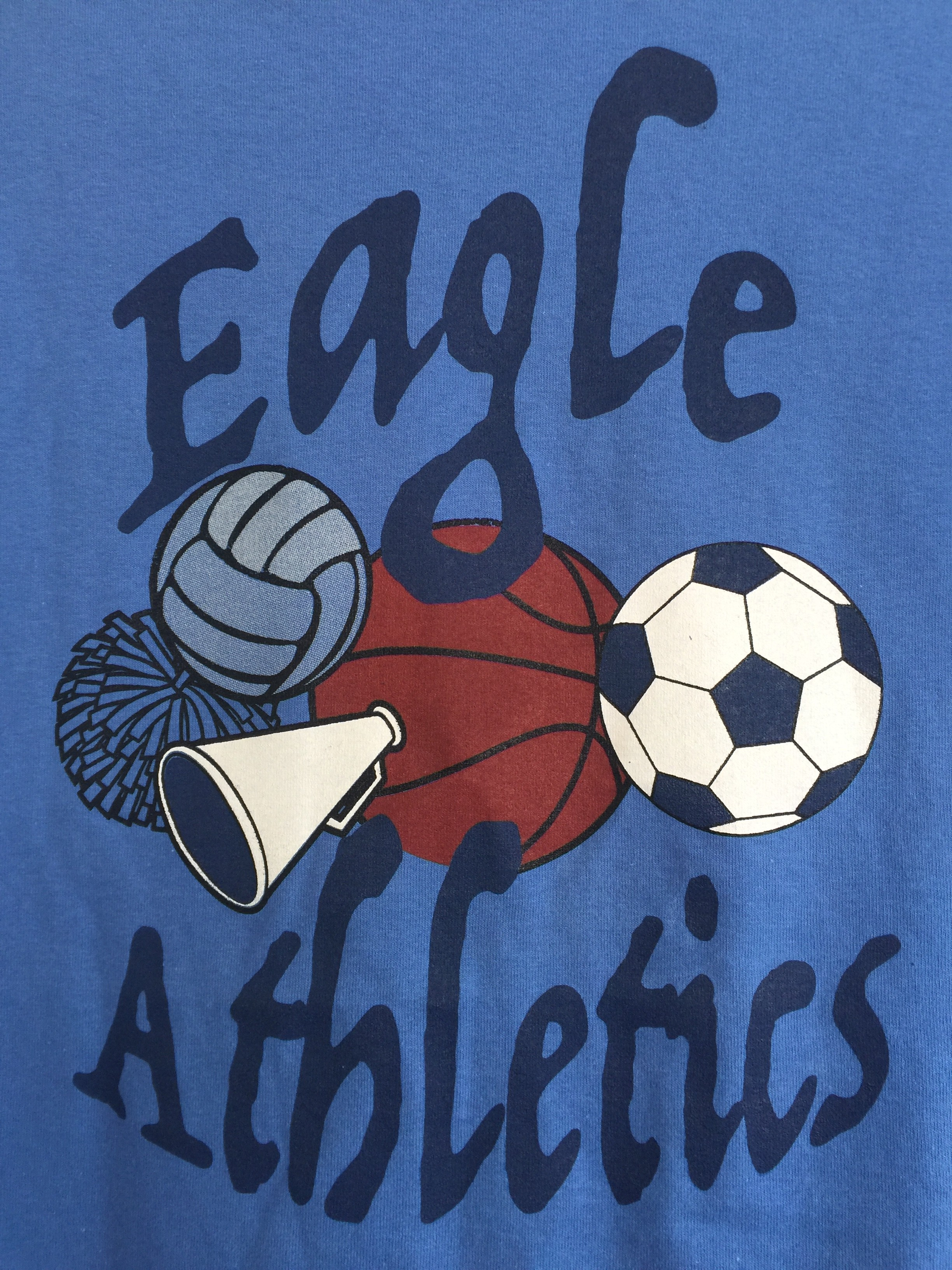 Eagle Athletic T-Shirts!