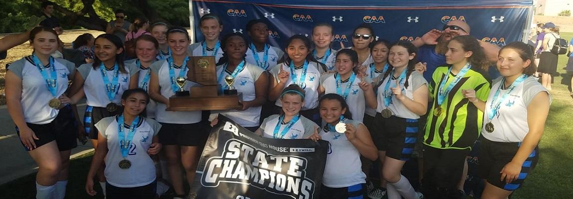 2019 State Champions!